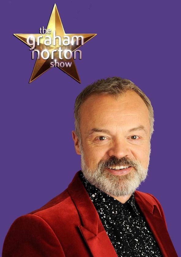 The Graham Norton Show poster