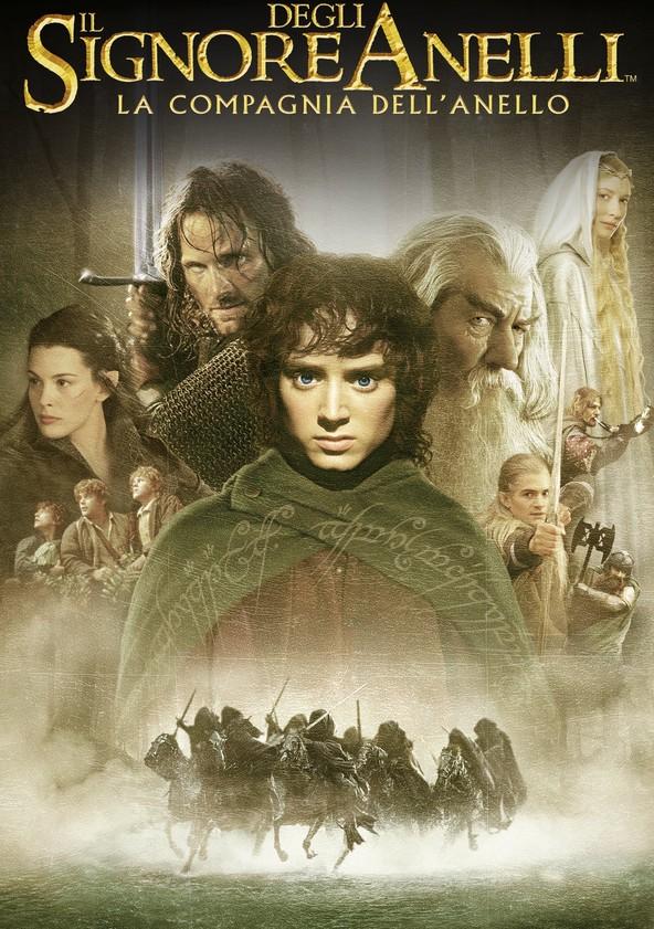 Il signore degli anelli - La compagnia dell'anello poster