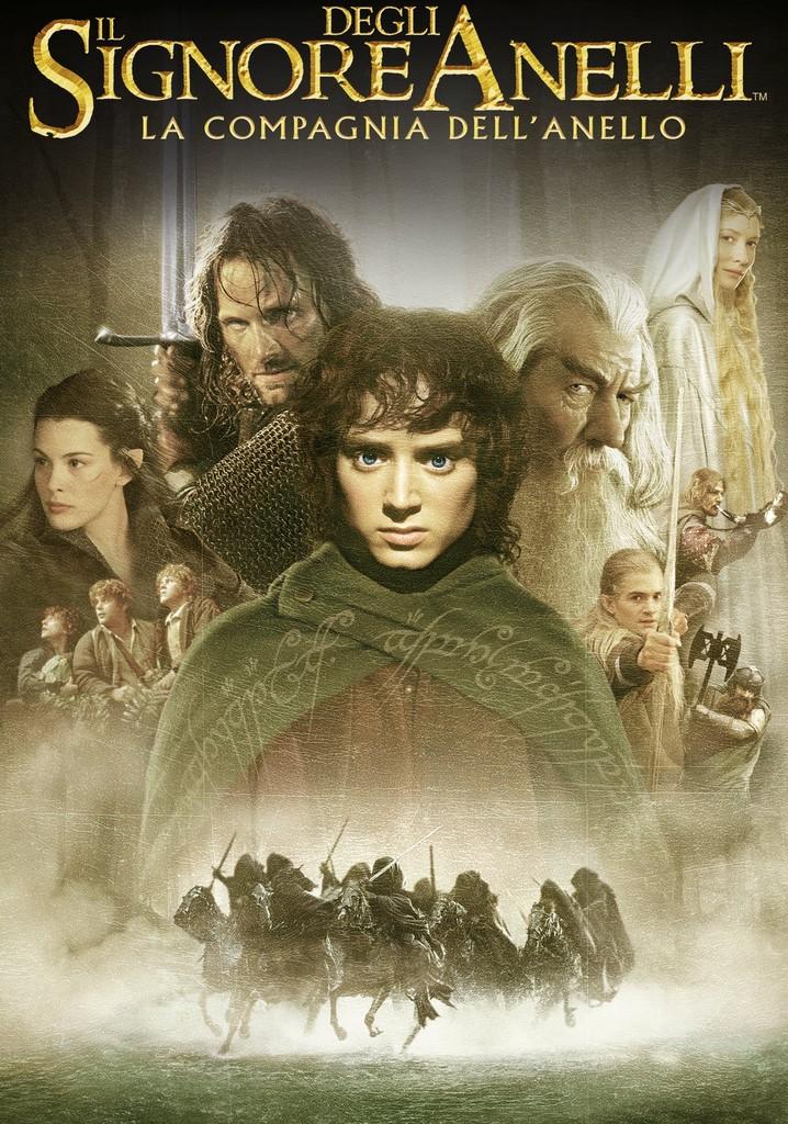 Il Signore degli Anelli - La compagnia dell'anello