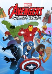 Marvel's Avengers Assemble Season 4 - Secret Wars