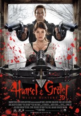 Hansel & Gretel : Witch Hunters (3D)