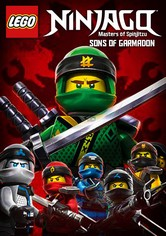 LEGO Ninjago: Masters of Spinjitzu Sons of Garmadon