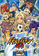 Saison 3 - Inazuma Eleven GO 2 : Chrono Stone