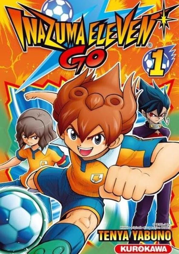 Inazuma Eleven Inazuma Eleven GO poster