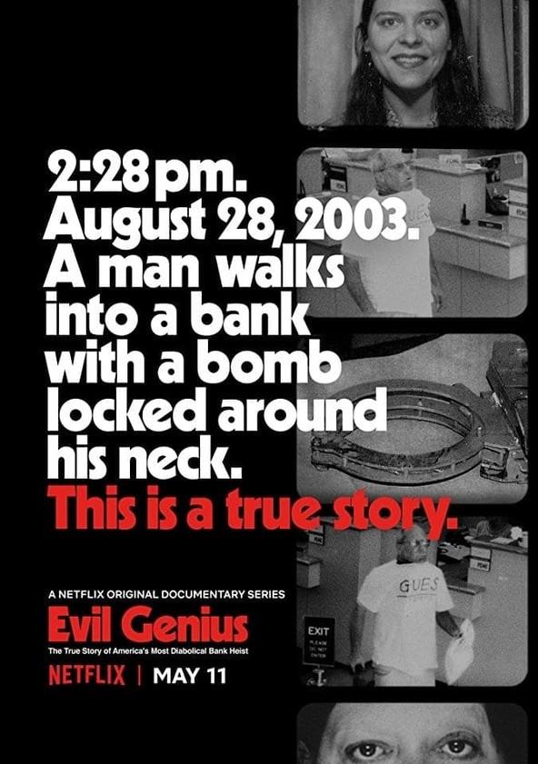 Evil Genius Staffel 1 poster