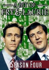 A Bit of Fry and Laurie Series 4