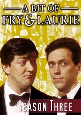 A Bit of Fry and Laurie Series 3