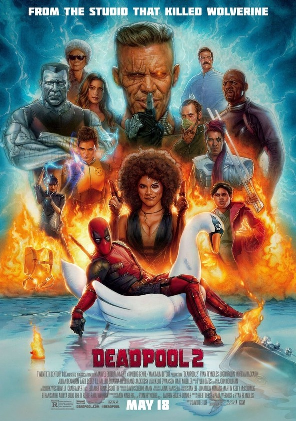 deadpool 2 streaming: where to watch movie online?