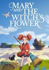 Mary a čarodějná květina