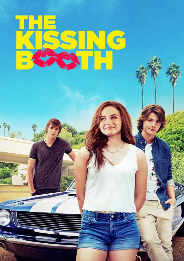 The Kissing Booth Stream