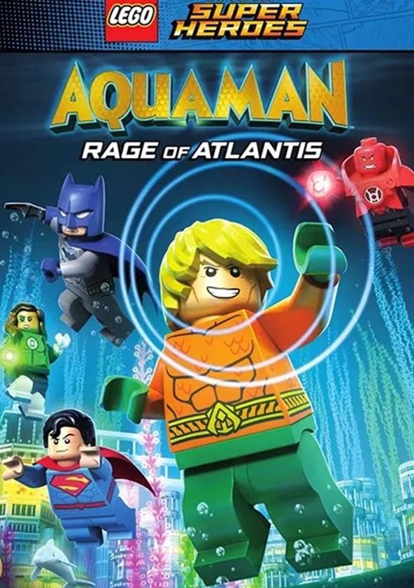 Lego DC Comics Super Héros : Aquaman - Rage of Atlantis