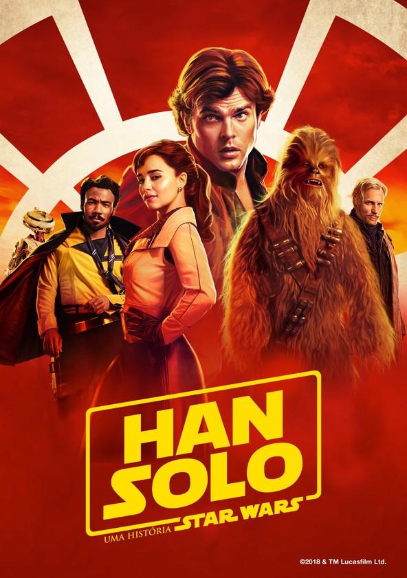 Han Solo: Uma História de Star Wars poster