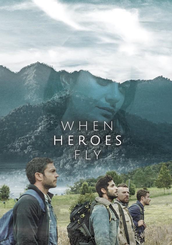 Cuando los héroes vuelan
