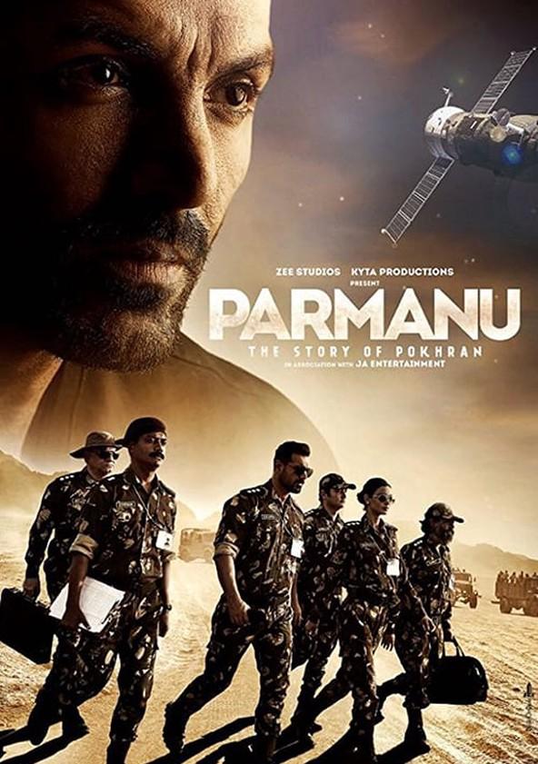 Parmanu: The Story of Pokhran poster
