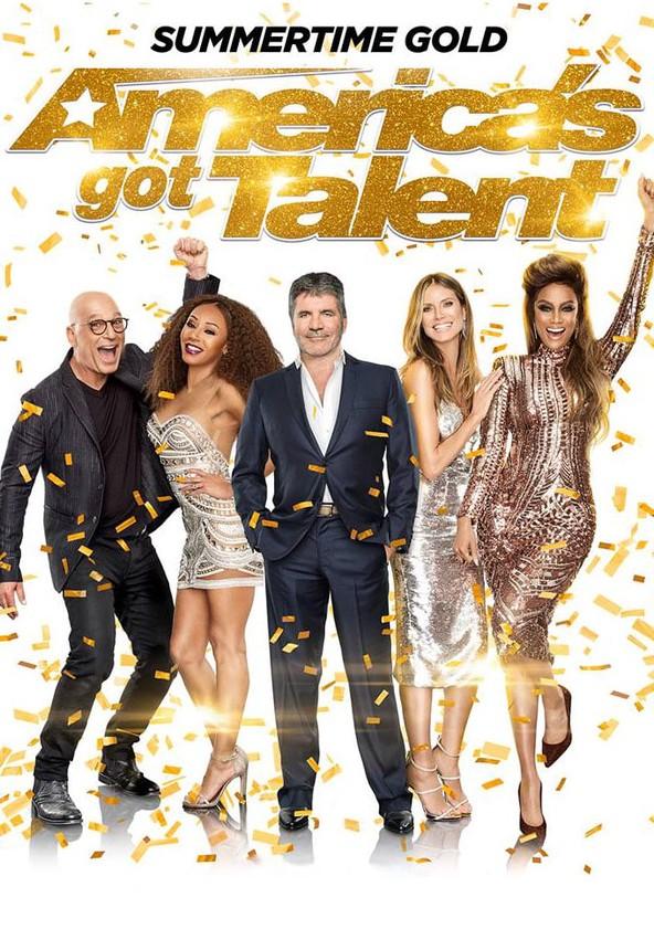 America's Got Talent Season 12 poster