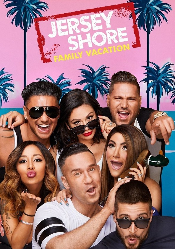 Jersey Shore: Family Vacation Season 1 poster