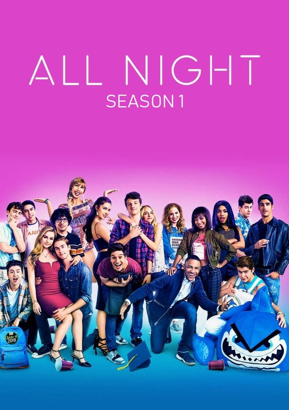 All Night Season 1 poster
