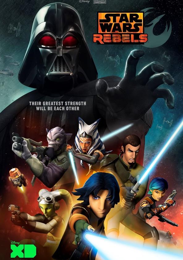 Star Wars Rebels: Die Belagerung von Lothal poster