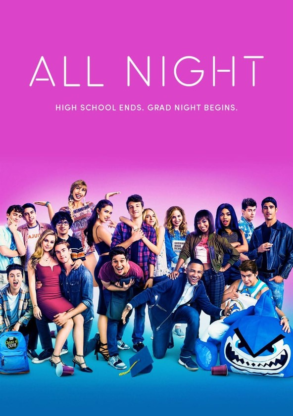 All Night poster