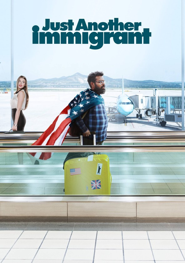 Just Another Immigrant Season 1 poster
