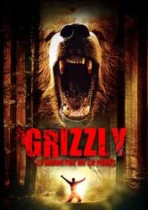 Grizzli, le monstre de la forêt