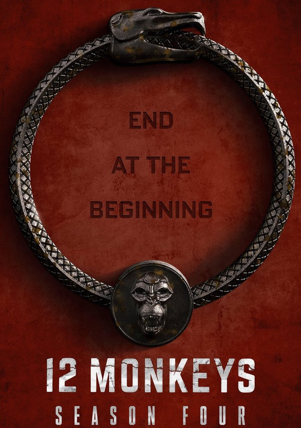 12 Monkeys Season 4 poster