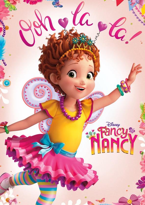 Fancy Nancy Season 1 poster