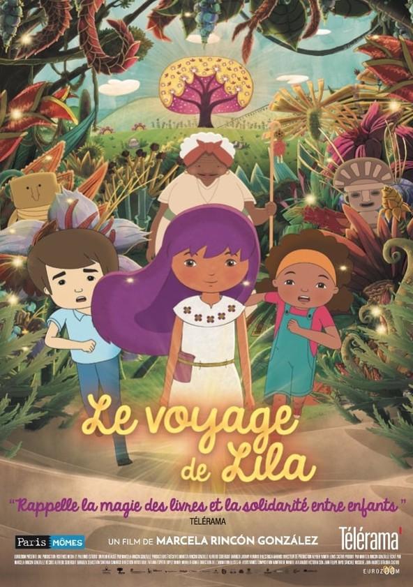 Le Voyage de Lila