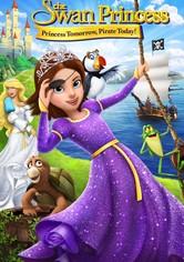 The Swan Princess: Princess Tomorrow, Pirate Today!