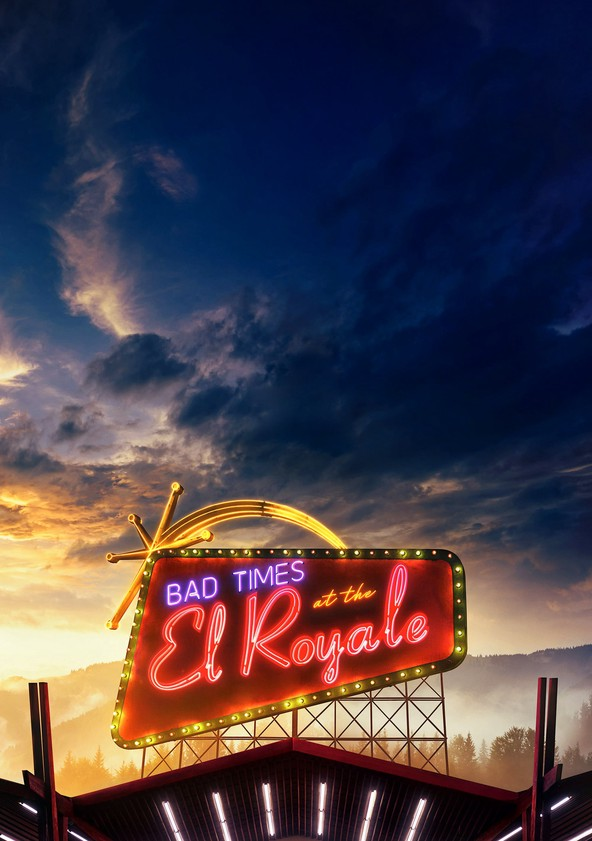 Źle się dzieje w El Royale