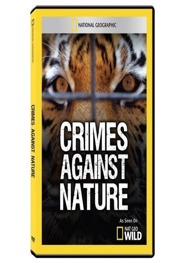 Crimes Against Nature Season 1 poster