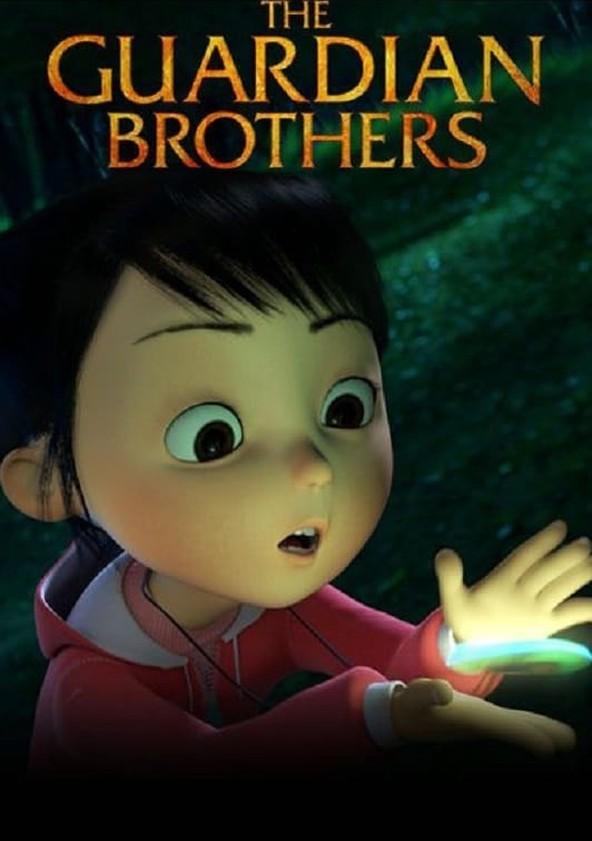The Guardian Brothers - Appunti di una strega di città