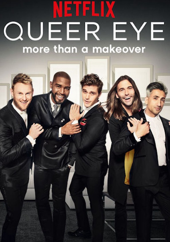 Image result for queer eye season two poster