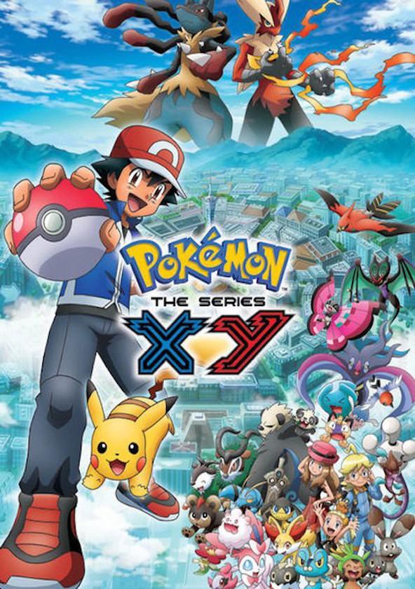 Pokémon the Series: XY Season 2 poster