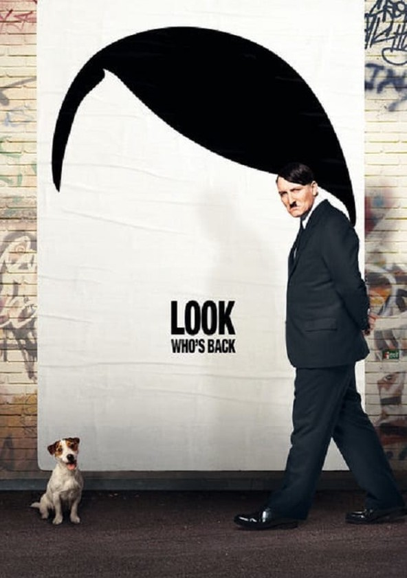Look Who's Back poster