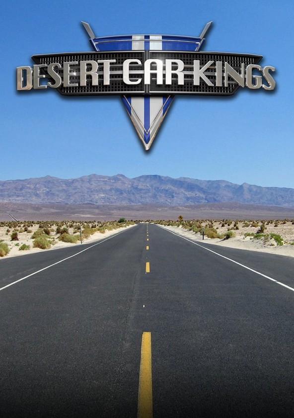 Desert Car Kings