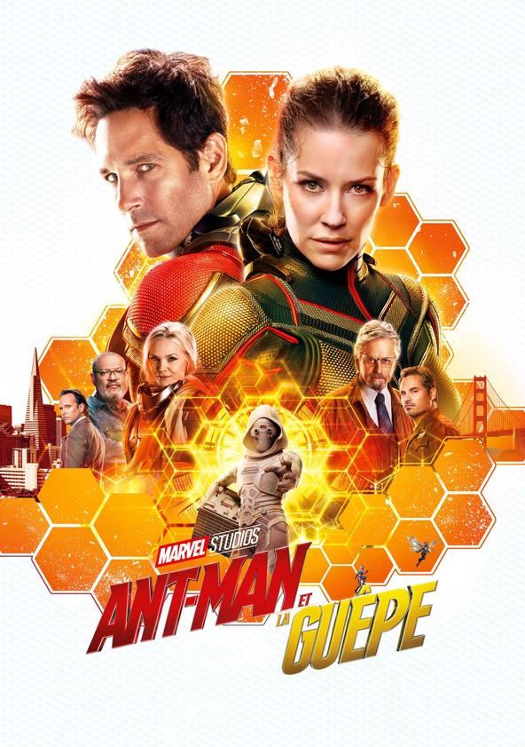 Ant-Man et la Guêpe poster