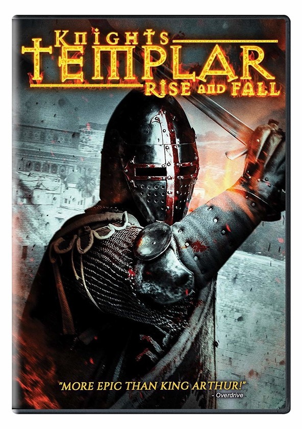 Knights Templar: Rise and Fall poster