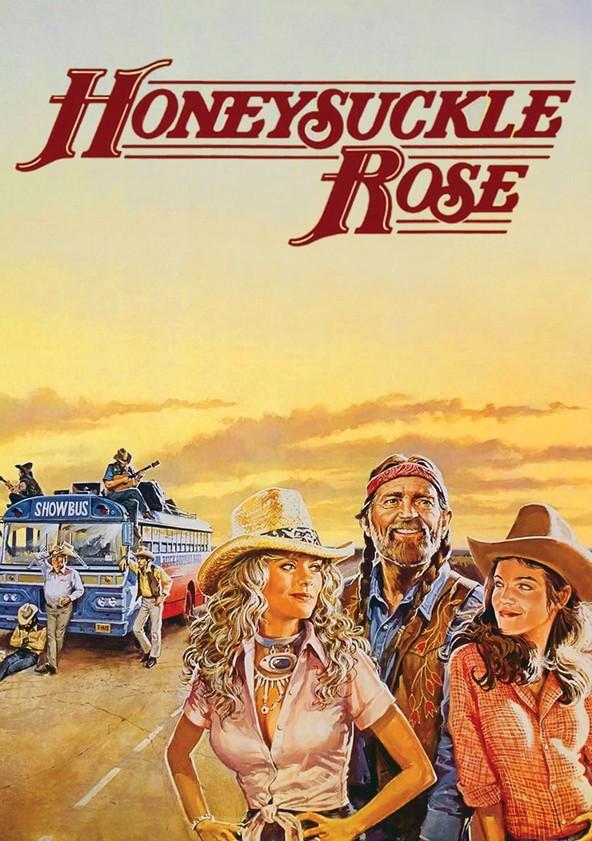 Honeysuckle Rose poster