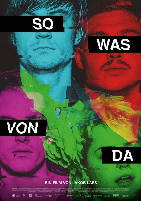 So Was Von Da poster