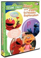 Sesame Street: Elmo and Zoe's Scientific Exploration