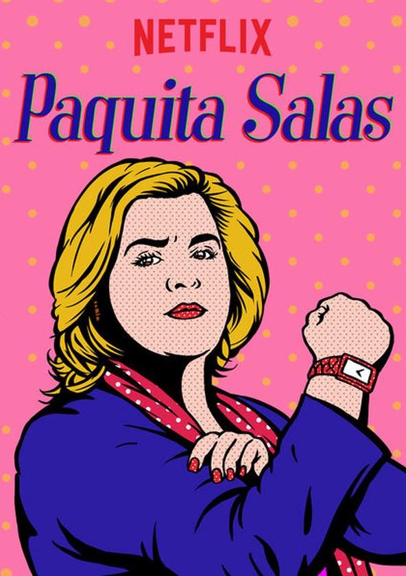 Paquita Salas Season 1 poster