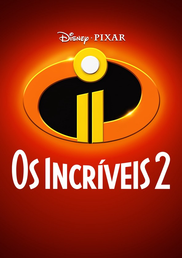 The Incredibles 2: Os Super-Heróis poster