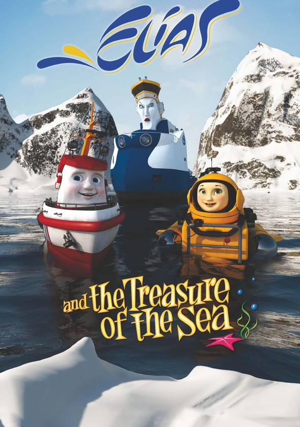 Elias and the Treasure of the Sea poster