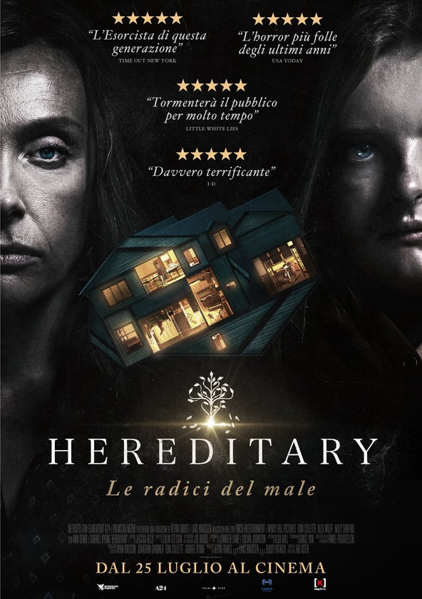 Hereditary - Le radici del male poster