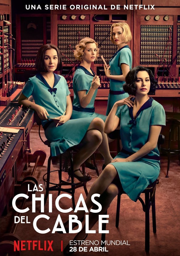 Cable Girls poster