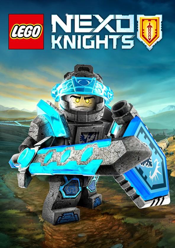 LEGO Nexo Knights poster