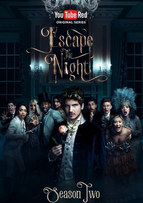 Escape the Night Season 2 poster