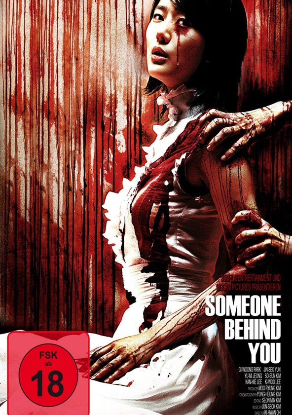Someone Behind You poster