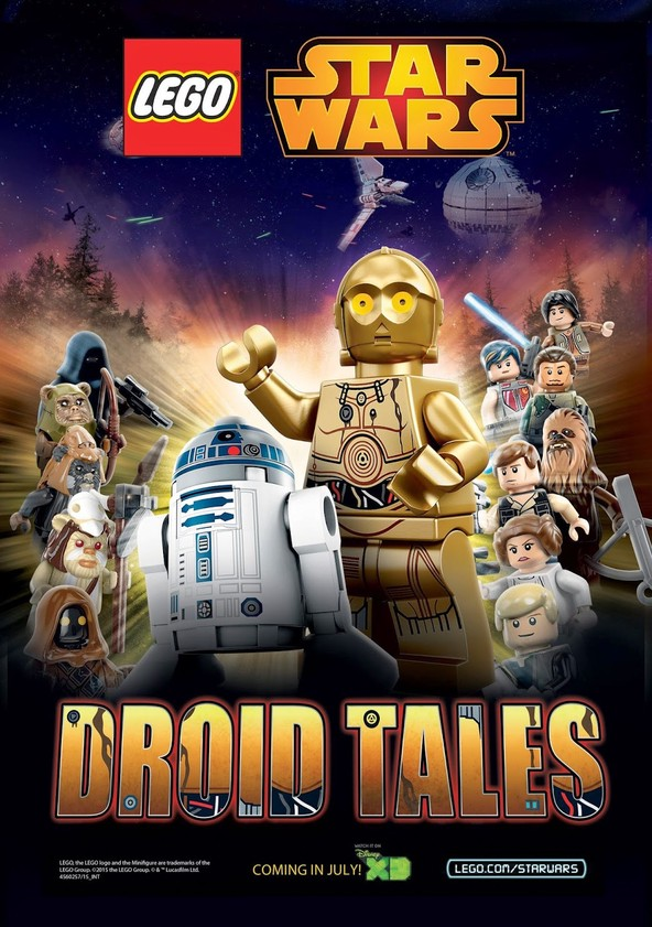 Lego Star Wars Droid Tales Streaming Online